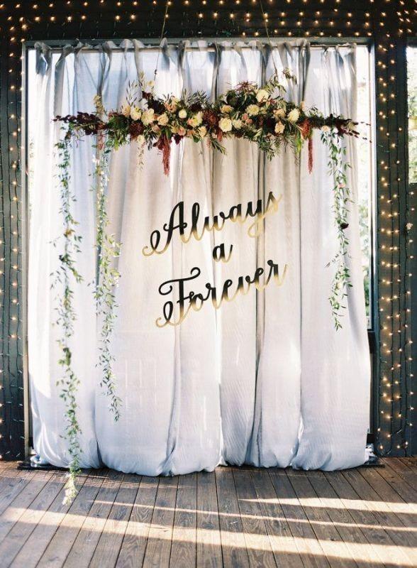 wedding-backdrops-2017-79 83+ Dreamy Unique Wedding Backdrop Ideas in 2020