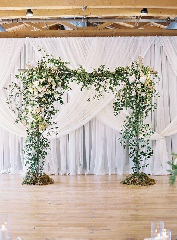 wedding-backdrops-2017-80 83+ Dreamy Unique Wedding Backdrop Ideas in 2020