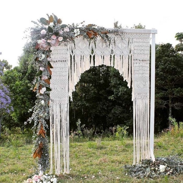 wedding-backdrops-2017-88 83+ Dreamy Unique Wedding Backdrop Ideas in 2020