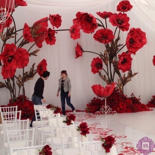 wedding-backdrops-2017-90 83+ Dreamy Unique Wedding Backdrop Ideas in 2020