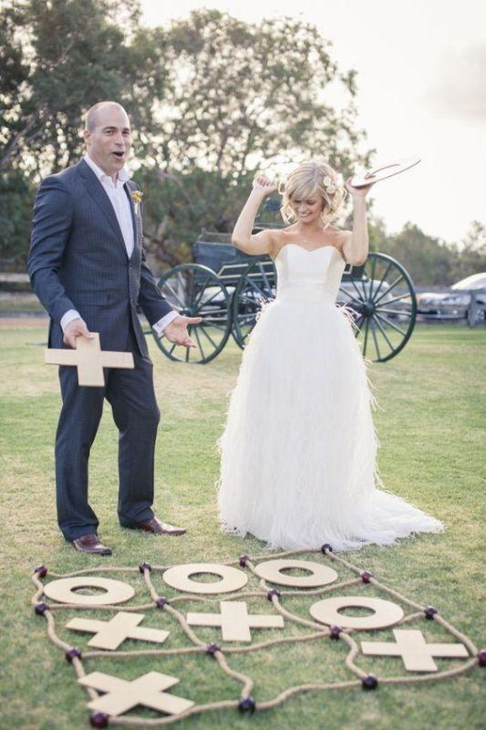wedding-games-2 8 Most Unique Wedding Party Ideas in 2018