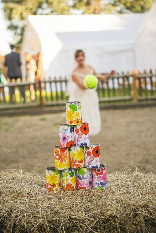 wedding-games-3 8 Most Unique Wedding Party Ideas in 2018