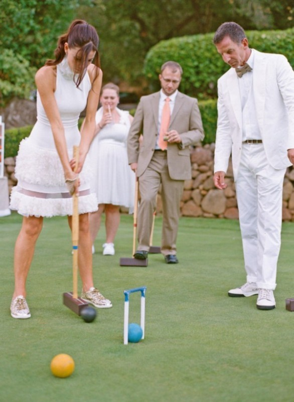 wedding-games-6 8 Most Unique Wedding Party Ideas in 2020