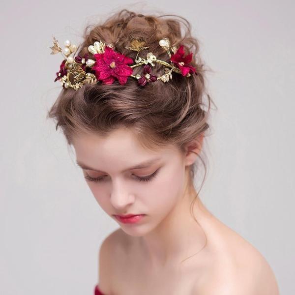 wedding-hairstyles-2017-109 81+ Beautiful Wedding Hairstyles for Elegant Brides in 2018