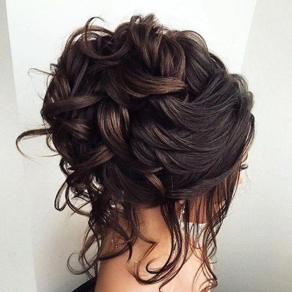 wedding-hairstyles-2017-115 81+ Beautiful Wedding Hairstyles for Elegant Brides in 2020