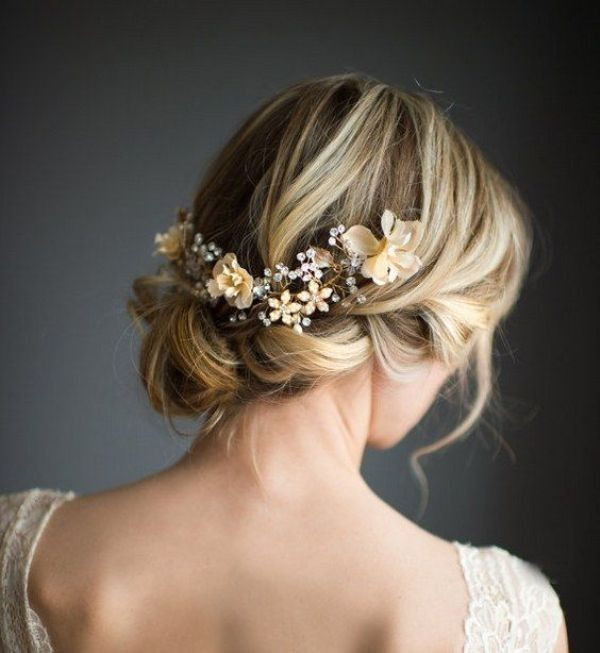 wedding-hairstyles-2017-125 81+ Beautiful Wedding Hairstyles for Elegant Brides in 2020