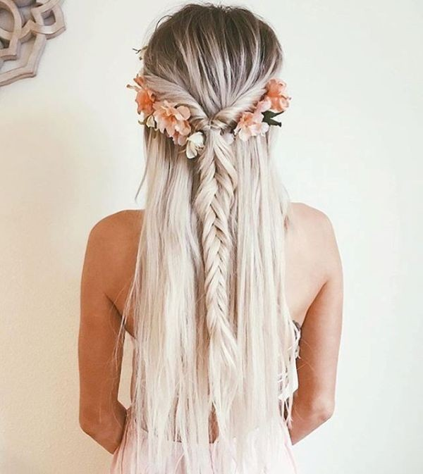 wedding-hairstyles-2017-130 81+ Beautiful Wedding Hairstyles for Elegant Brides in 2020