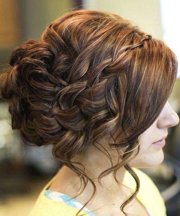 wedding-hairstyles-2017-135 81+ Beautiful Wedding Hairstyles for Elegant Brides in 2020