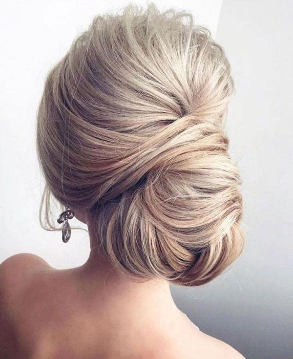 wedding-hairstyles-2017-138 81+ Beautiful Wedding Hairstyles for Elegant Brides in 2020