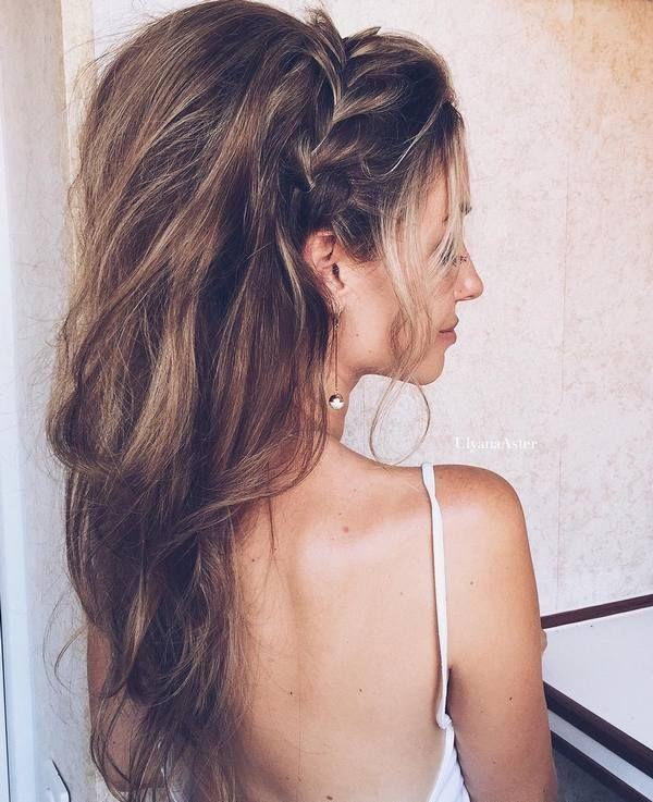 wedding-hairstyles-2017-139 81+ Beautiful Wedding Hairstyles for Elegant Brides in 2020