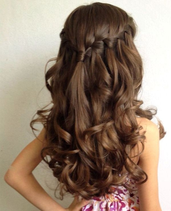 wedding-hairstyles-2017-140 81+ Beautiful Wedding Hairstyles for Elegant Brides in 2020