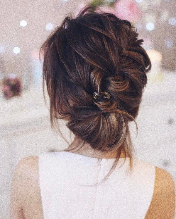 wedding-hairstyles-2017-142 81+ Beautiful Wedding Hairstyles for Elegant Brides in 2020