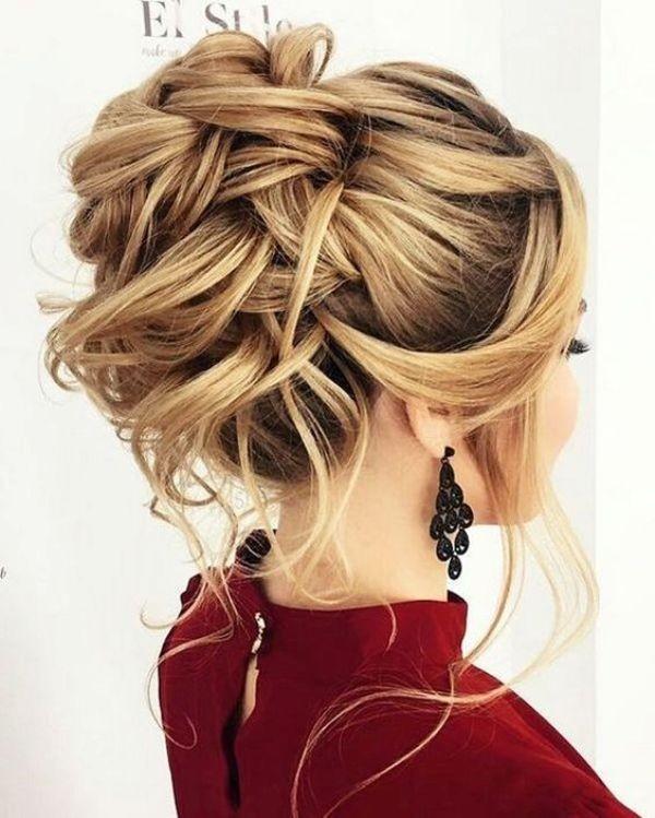 wedding-hairstyles-2017-148 81+ Beautiful Wedding Hairstyles for Elegant Brides in 2020