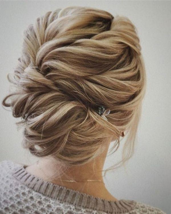 wedding-hairstyles-2017-151 81+ Beautiful Wedding Hairstyles for Elegant Brides in 2020