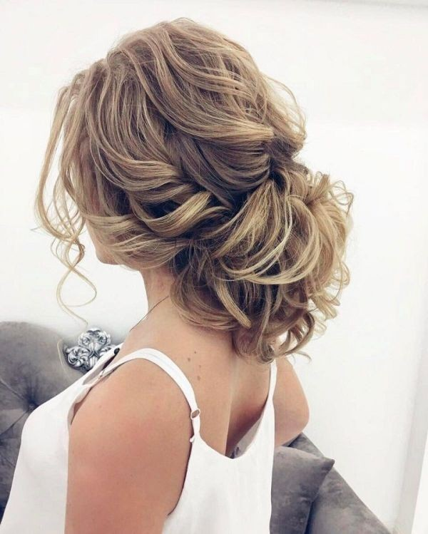 wedding-hairstyles-2017-152 81+ Beautiful Wedding Hairstyles for Elegant Brides in 2020