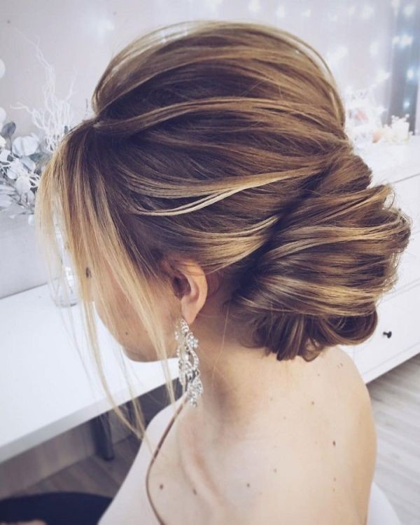 wedding-hairstyles-2017-157 81+ Beautiful Wedding Hairstyles for Elegant Brides in 2020