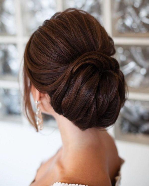 wedding-hairstyles-2017-159 81+ Beautiful Wedding Hairstyles for Elegant Brides in 2020
