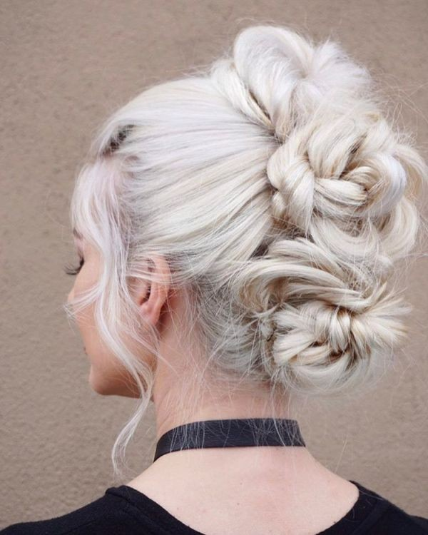 wedding-hairstyles-2017-170 81+ Beautiful Wedding Hairstyles for Elegant Brides in 2020