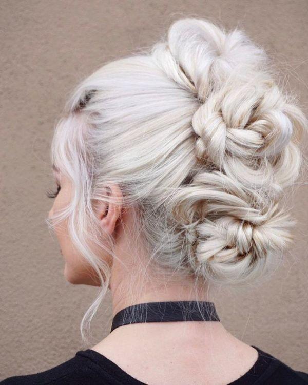 wedding-hairstyles-2017-170 81+ Beautiful Wedding Hairstyles for Elegant Brides in 2018