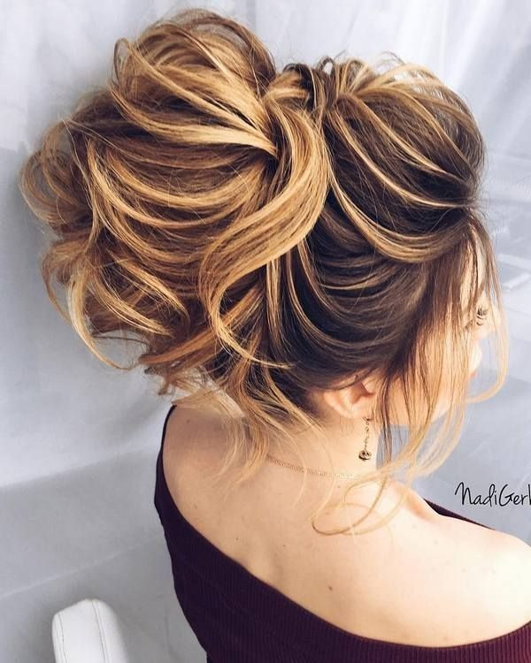 wedding-hairstyles-2017-172 81+ Beautiful Wedding Hairstyles for Elegant Brides in 2020