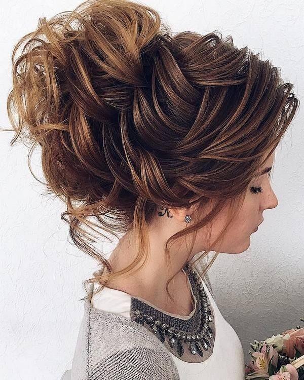 wedding-hairstyles-2017-174 81+ Beautiful Wedding Hairstyles for Elegant Brides in 2020