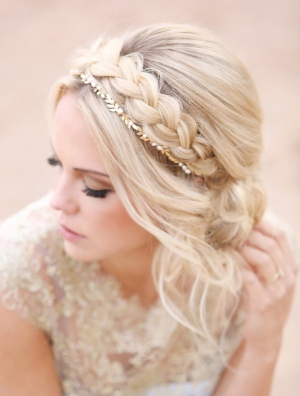 wedding-hairstyles-2017-188 81+ Beautiful Wedding Hairstyles for Elegant Brides in 2018