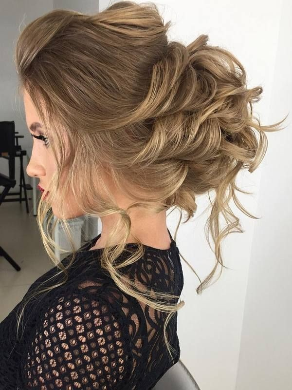 wedding-hairstyles-2017-191 81+ Beautiful Wedding Hairstyles for Elegant Brides in 2020
