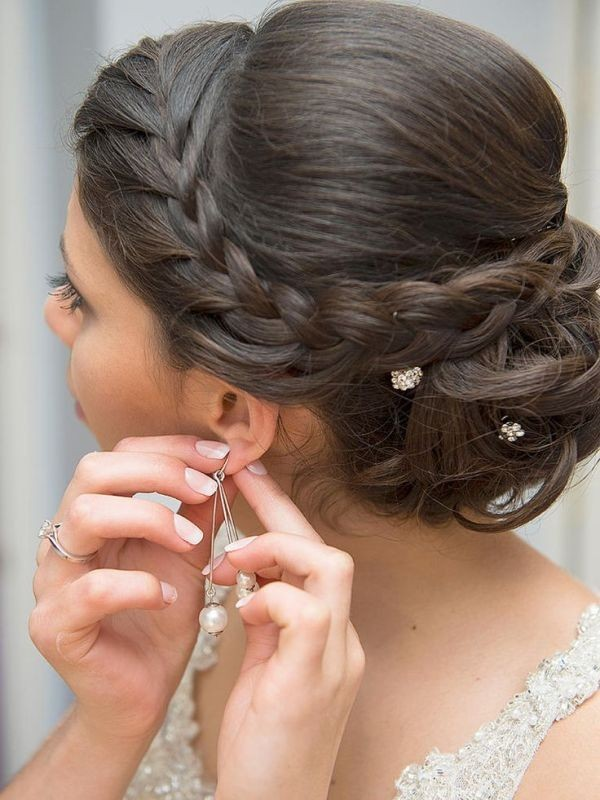 wedding-hairstyles-2017-198 81+ Beautiful Wedding Hairstyles for Elegant Brides in 2020