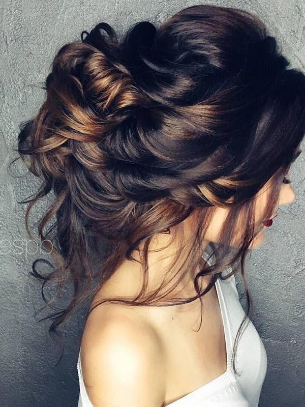 wedding-hairstyles-2017-199 81+ Beautiful Wedding Hairstyles for Elegant Brides in 2020