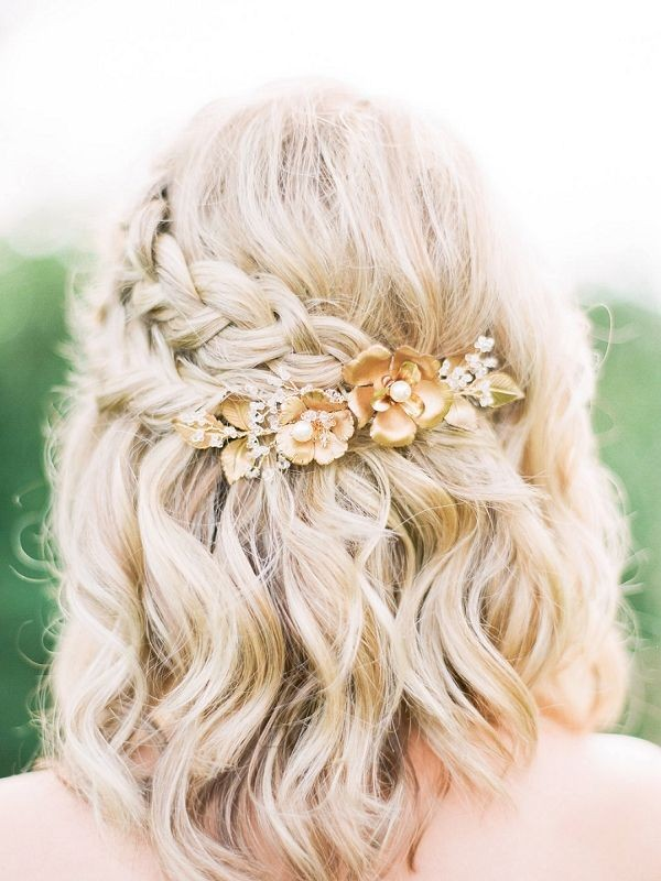 wedding-hairstyles-2017-202 81+ Beautiful Wedding Hairstyles for Elegant Brides in 2020