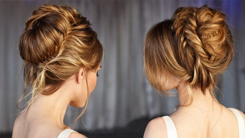 wedding-hairstyles-2017-207 81+ Beautiful Wedding Hairstyles for Elegant Brides in 2020