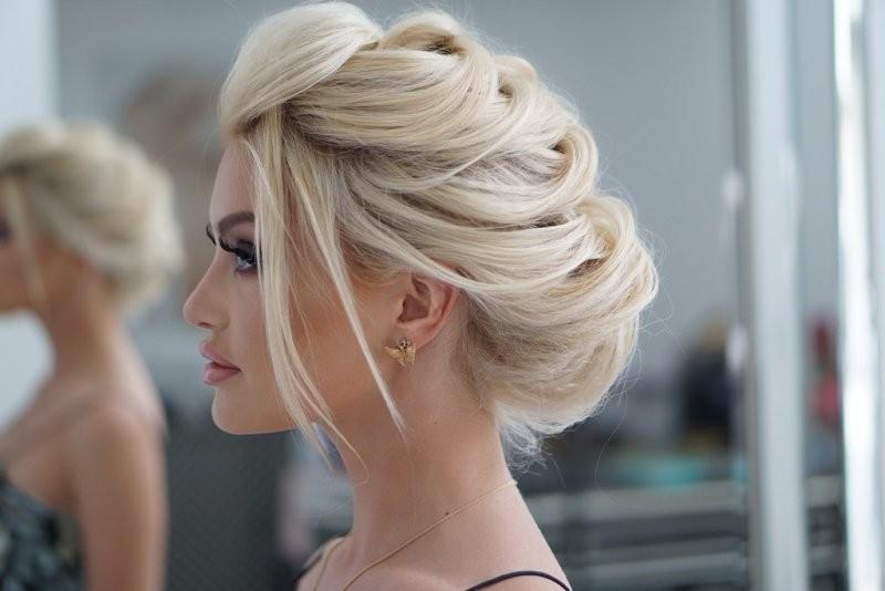 wedding-hairstyles-2017-208 81+ Beautiful Wedding Hairstyles for Elegant Brides in 2018