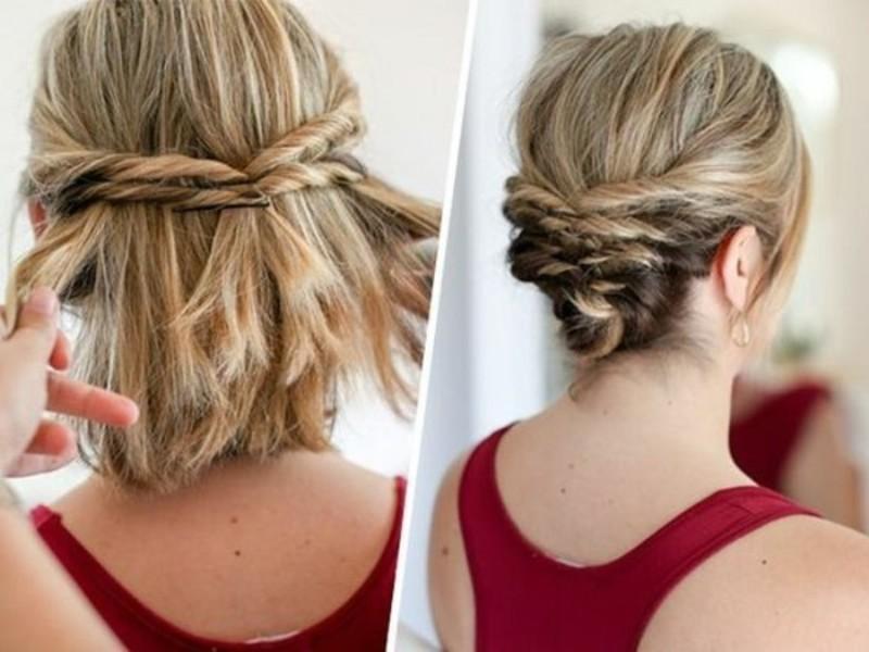 wedding-hairstyles-2017-209 81+ Beautiful Wedding Hairstyles for Elegant Brides in 2020