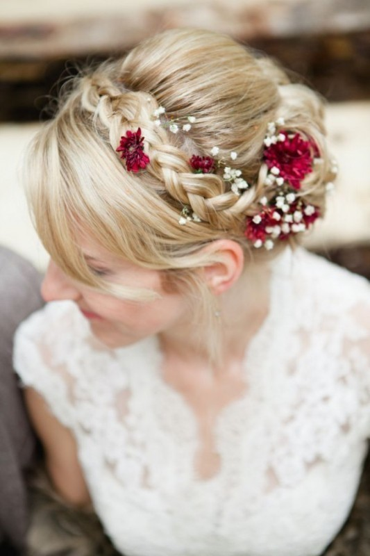 wedding-hairstyles-2017-22 81+ Beautiful Wedding Hairstyles for Elegant Brides in 2020
