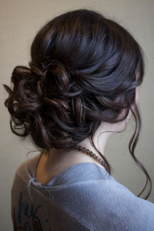 wedding-hairstyles-2017-23 81+ Beautiful Wedding Hairstyles for Elegant Brides in 2020