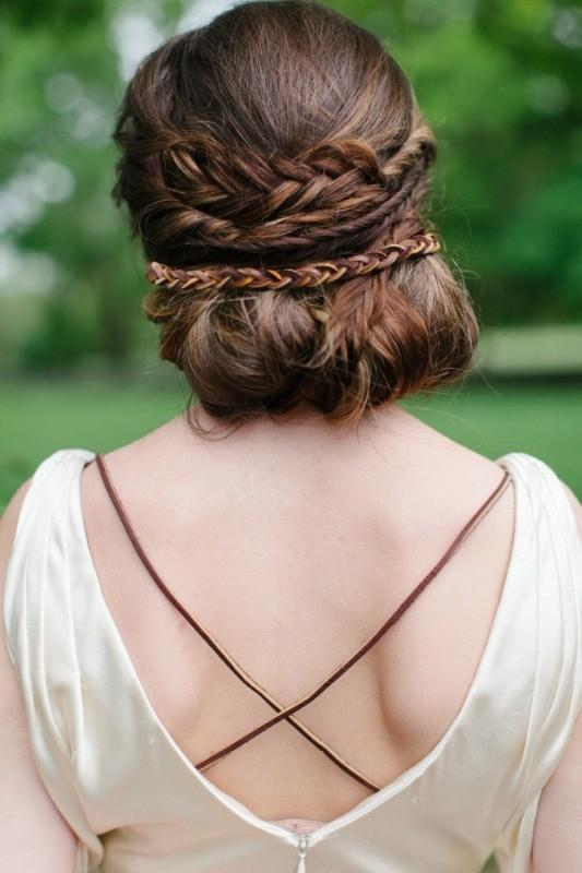 wedding-hairstyles-2017-27 81+ Beautiful Wedding Hairstyles for Elegant Brides in 2020