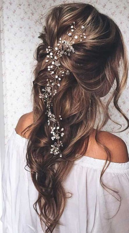 wedding-hairstyles-2017-3 81+ Beautiful Wedding Hairstyles for Elegant Brides in 2020