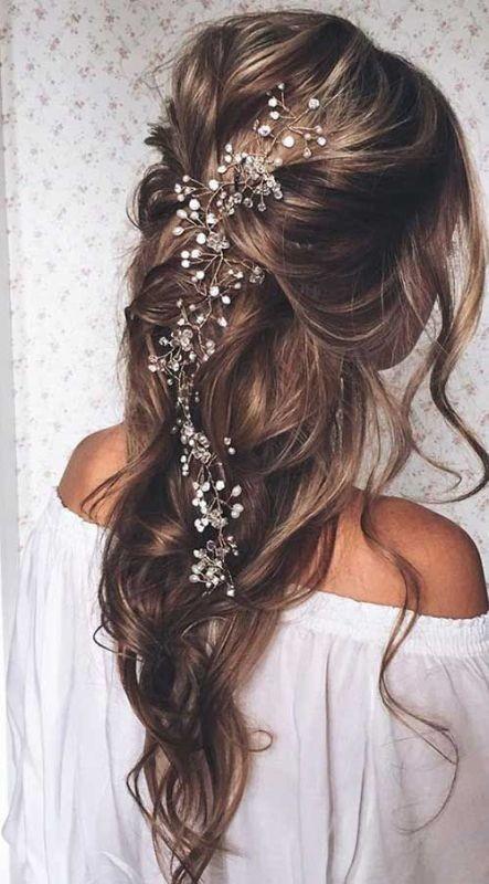 wedding-hairstyles-2017-3 81+ Beautiful Wedding Hairstyles for Elegant Brides in 2018