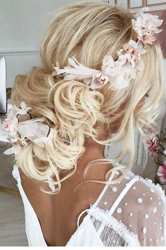 wedding-hairstyles-2017-36 81+ Beautiful Wedding Hairstyles for Elegant Brides in 2020