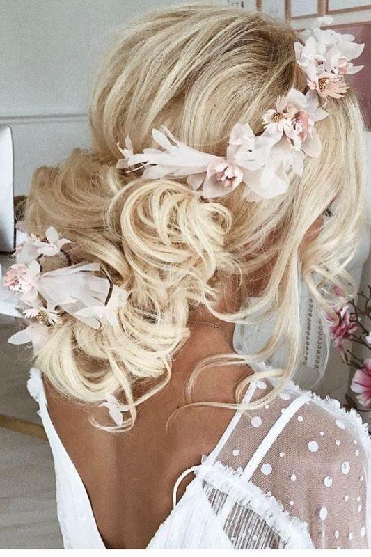 wedding-hairstyles-2017-36 81+ Beautiful Wedding Hairstyles for Elegant Brides in 2020