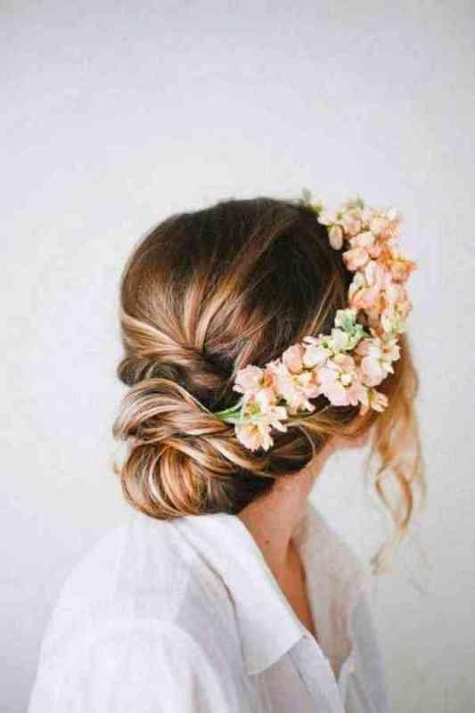 wedding-hairstyles-2017-42 81+ Beautiful Wedding Hairstyles for Elegant Brides in 2018