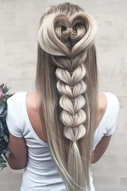 wedding-hairstyles-2017-44 81+ Beautiful Wedding Hairstyles for Elegant Brides in 2020