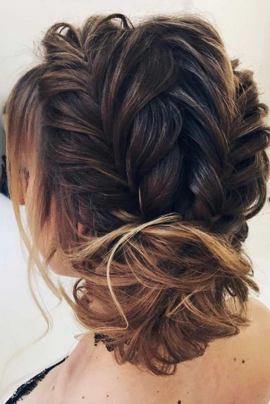 wedding-hairstyles-2017-48 81+ Beautiful Wedding Hairstyles for Elegant Brides in 2020