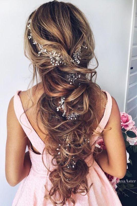 wedding-hairstyles-2017-60 81+ Beautiful Wedding Hairstyles for Elegant Brides in 2018