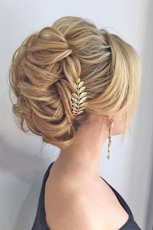 wedding-hairstyles-2017-69 81+ Beautiful Wedding Hairstyles for Elegant Brides in 2020