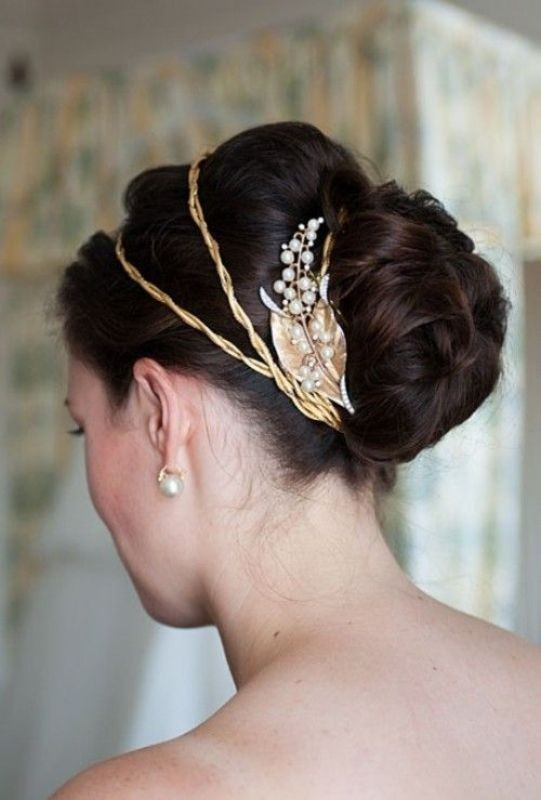 wedding-hairstyles-2017-75 81+ Beautiful Wedding Hairstyles for Elegant Brides in 2020