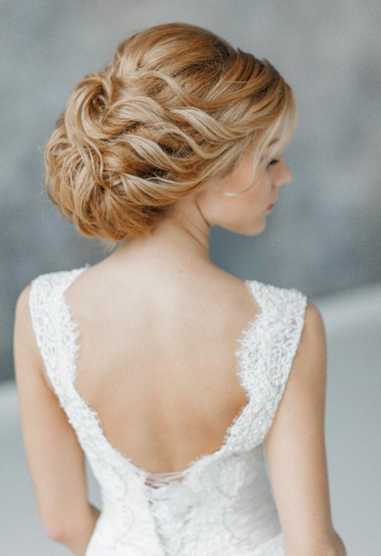 wedding-hairstyles-2017-81 81+ Beautiful Wedding Hairstyles for Elegant Brides in 2020