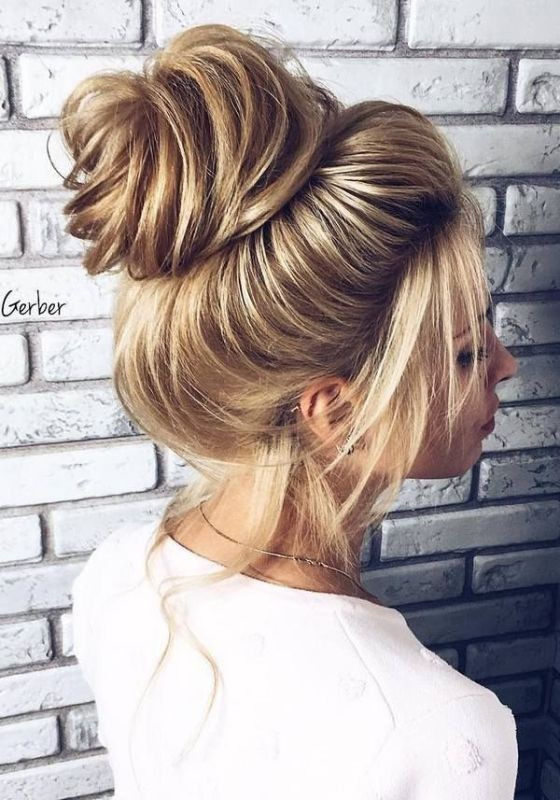 wedding-hairstyles-2017-91 81+ Beautiful Wedding Hairstyles for Elegant Brides in 2020