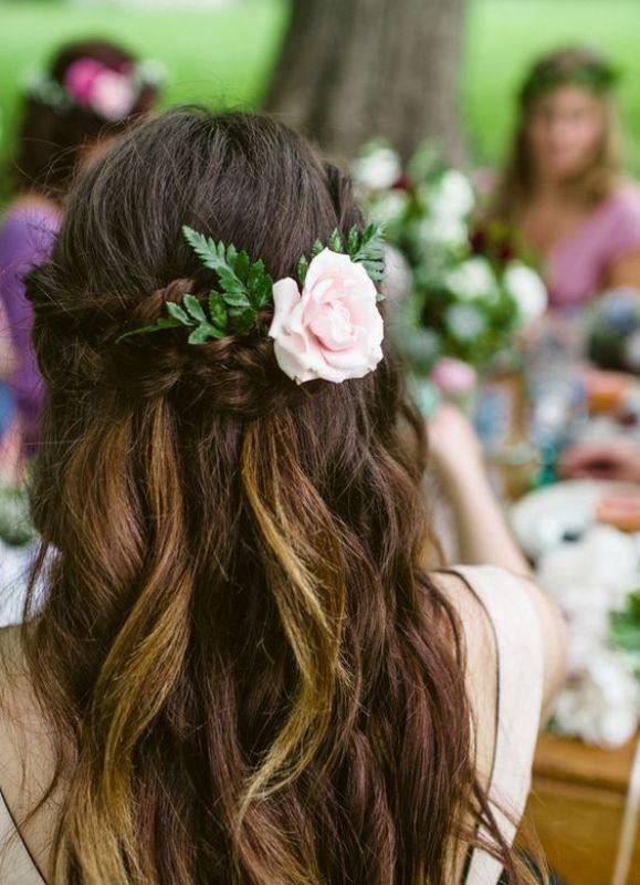 wedding-hairstyles-2017-99 81+ Beautiful Wedding Hairstyles for Elegant Brides in 2018