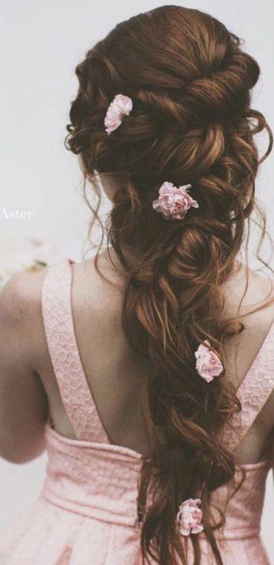 wedding-hairstyles-2017 81+ Beautiful Wedding Hairstyles for Elegant Brides in 2018